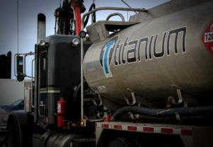 Fluid Pressure Truck Titanium Pressure Testing